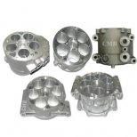 A/C Kompresszor középrész - Cilinder (hengertömb)