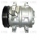 ÚJ CMB Klímakompresszor, ZE-10-03, Model: ZEXEL DKS-15CH - VOLVO V40-S40-V70-S70