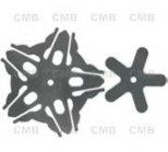CS-01 – Fejszelep – Sanden SD507/508 R134 Klímakompresszorhoz
