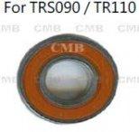 U21 - Görgőscsapágy Klímakompresszorhoz - 12x28x8mm - SANDEN TRS090 / TR110