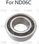 U81 - Görgőscsapágy Klímakompresszorhoz - 29x55x22.5mm - SCS06C, SCSA06C