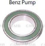 U47 - Görgőscsapágy Klímakompresszorhoz - 32x52x18mm - H:24 - MBenz Pump