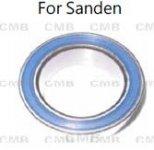 U10 - Görgőscsapágy Klímakompresszorhoz - 35x52x20mm - Sanden