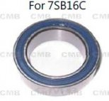 U09 - Görgőscsapágy Klímakompresszorhoz - 35x52x22mm - 7SB16C