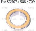 U08 - Csapágy Klímakompresszorhoz - 35x55x20mm -  SD507 / 508 / 709/