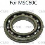 U19 - Görgőscsapágy Klímakompresszorhoz - 35x62x12mm - MSC60C
