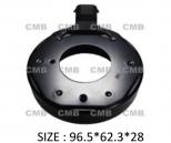 PH-06 (12V) - Behúzó Mágnestekercs 96.5*62.3*28mm - GM - Klímakompresszorhoz