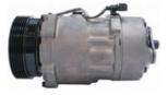 SD-31-05 - SANDEN 7V16-VQM - VW SHARAN 1.8/ 2.0T - 6PK, 120MM, 12V