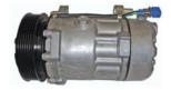 SD-31-16 - SANDEN 7V16-VQM - VW T4 (25.T / 2.4T) - 6PK, 128MM, 12V