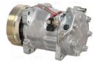 SD-31-15 - SANDEN SD709-UP - VW T5/Chiller ('03-) - 6PK, 120MM, 12V