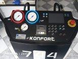 TEXA KONFORT 744 - (R744 - CO2) Klímakarbantartó berendezés